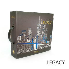 Wallpaper Legacy legacy cover